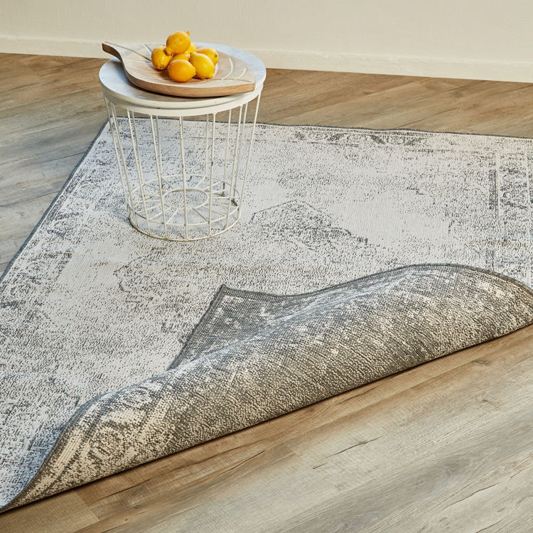 TIMELESS SILVER RUG
