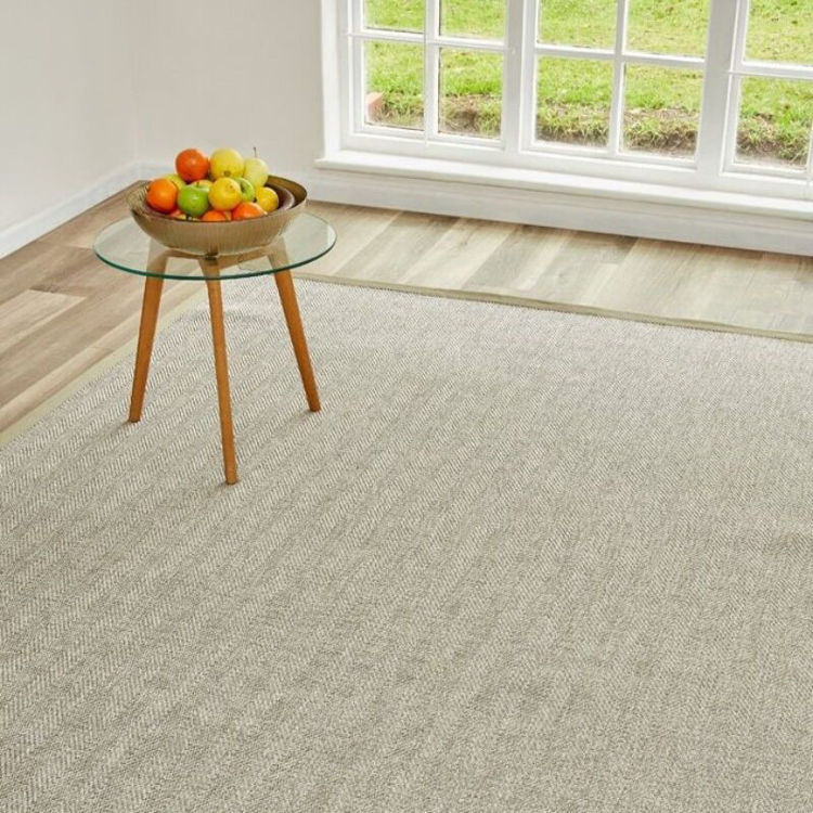 NATURAL LOOK WEAVE NEUTRAL RUG