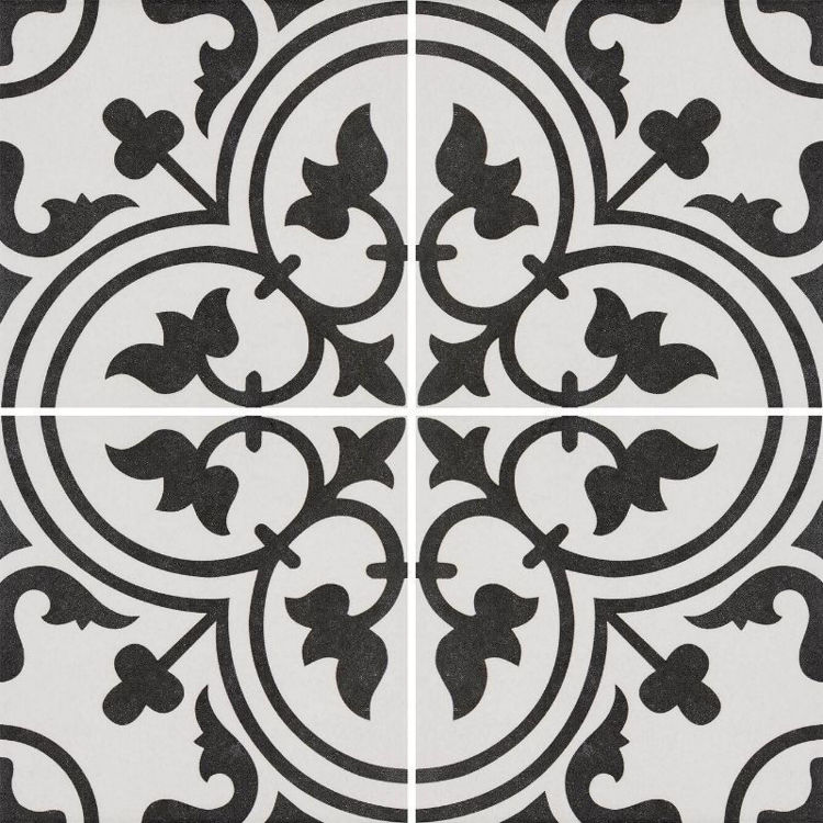 Picture of FEZ B&W  (DECORATIVE TILES)