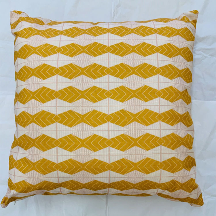 Picture of BONOLO MOUNTAINS GOLD CUSHION